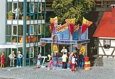 """Stand di carnevale """"Patatine fritte XXL"""",Faller Kit di costruzione Lunapark"""