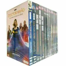 Doctor Who: Complete Series Season 1-12 Dvd Set 61 Disc Brand New Free Shiping