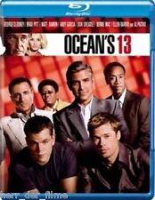 OCEAN'S 13 (Brad Pitt, Al Pacino) Blu-ray NEU+OVP