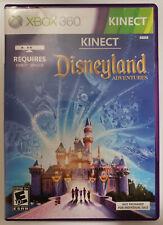 Kinect Disneyland Adventures - Xbox 360 - Excellent Condition