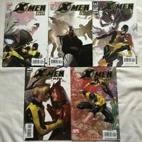 X-MEN: FIRST CLASS (VOL. 1) - FIVE (5) ISSUE LOT - #2, 3, 4, & 7; FINALS #1