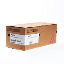 Orginial Ricoh Tóner 407718 Tipo SPC252 HC Agenta A-Artículo