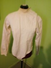 preowned Fencing Jacket by Sartelli, size 38, used