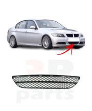 FOR BMW 3 SERIES E90 E91 2005-2009 FRONT BUMPER CENTER LOWER MESH GRILLE TRIM