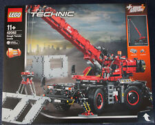 LEGO Technic 42082 Geländegängiger Kranwagen - NEU + OVP
