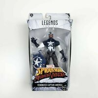 Hasbro Spider-Man: Maximum Venom Marvel Legends Series Venomized Captain...