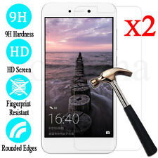 2x 9H Premium Tempered Glass Screen Protector Cover Film For Huawei Honor 9i 10