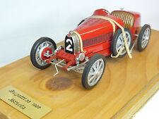 Revival Bugatti 35 minoia #2 1926 1/20 listo modelo nuevo & en embalaje original