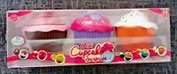 Mini Cupcake Surprise Princess Doll Scented Girls Toy Fun Triple Pack BRAND NEW