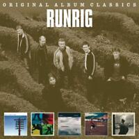 RUNRIG - ORIGINAL ALBUM CLASSICS  5 CD NEW