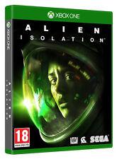 Pal version Microsoft Xbox One Alien Isolation