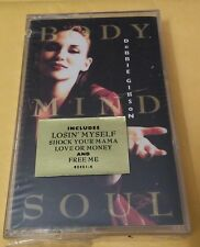 SEALED Debbie Gibson - Body Mind Soul Cassette