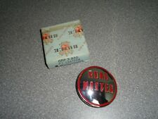 New NOS OEM GM Bumper Emblem Monogram 1337298 1949 Buick Road Master Roadmaster