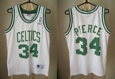Boston Celtics #34 Paul Pierce Sz S Champiom Basketball shirt jersey maillot