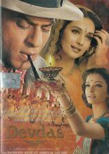 DEVDAS- ORIGINAL EROS BOLLYWOOD 2 DVD SET-Shah Rukh Khan, Madhuri Dixit, Aishwar