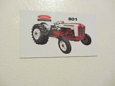 FORD 801 Fridge/tool box magnet