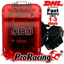 Performance Chip Tuning Box OBD II FORD Fiesta Focus Mondeo Kuga Petrol Remap
