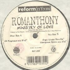 ROMANTHONY - Ministry Of Love - Réforme - 1995 - Ita