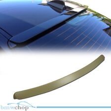 BMW E46 4D Saloon Sedan A Type Rear Roof Spoiler 330i 325i