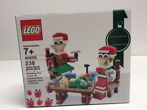 Lego 40205 Christmas Elf  Set 238 Pieces NIB Holiday