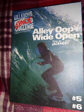 DVD Billabong Challenge ALLEY Oop / WIDE OPEN Surfing A Film By Jack McCoy Surf