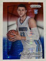 2014-15 Panini Prizm Jusuf Nurkic Red Whit Blue RC Rookie #280