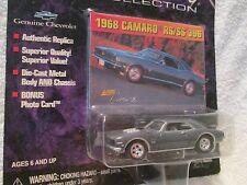 JOHNNY LIGHTNING 1968 camaro RS /SS 396 grey CAMARO COLLECTION 1999 1/64 JL