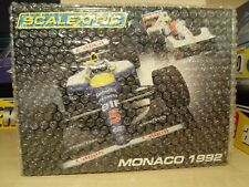 Scalextric C2971a - Monaco 1992 Set 'Mansell & Senna' - Brand New in Box.