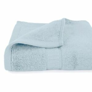 Bamboo Hand Towel Aquamarine - set of 3
