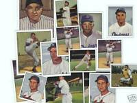 225 Baseball Cards,1949,1950,1951,1952,1953 Mickey Mantle Jackie Robinson, Berra