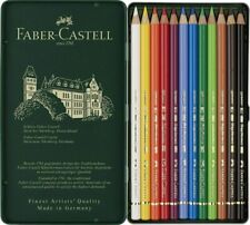 Faber-Castell Polychromos Color Pencil - Multicolored (Set of 12)