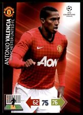 Panini Champions League 2012-2013 Adrenalyn XL Valencia Manchester United FC