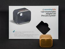 Moondog Labs 1.33x Anamorphic Lens Ipro Cases