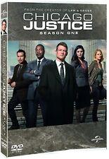 CHICAGO JUSTICE 1 (2017) Prosecution Drama TV Season Series - NEW UK DVD not US