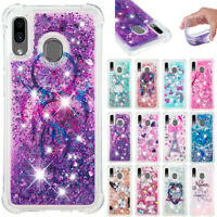 For Xiaomi Redmi 4A 4X 5A 6 6PRO NOTE 4X 8 K20 Glitter Quicksand Soft Cover Case