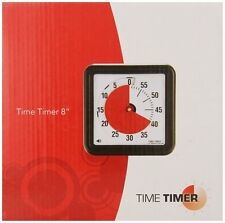 """Time Timer 8"""" for School Home Use Visual Sense of Time Teaching or Therapy Env."""