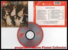 SOIREE VIENNOISE (CD) Lehar,Strauss,Benatsky,Kalman,Karas,Lanner 1987
