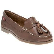 b33df269e New Womens Chatham Marine Brown Arora Leather Shoes Boat Lace Up