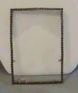 Garnet Frame Antique AS IS