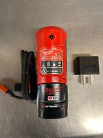 New Milwaukee 48-59-1201 M12 Li-Ion Battery Compact Charger And Power Source 2.0