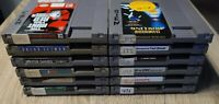 Former Rental NES Game Lot - 12 Games total untested Nintendo vintage