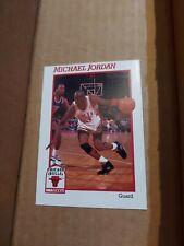 1991 nba hoops michael jordan Prototype 004