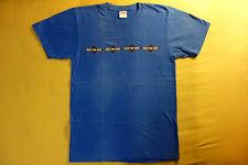 "Supreme F/W 15 Independent Truck Company ""F*ck The Rest"" Blue T-Shirt sz. M ftr"