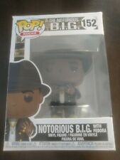 Funko Pop! Notorious B.I.G. With Fedora (152) Nib