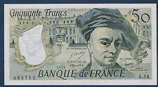 FRANCE - 50 FRANCS QUENTIN DE LA TOUR Fayette n°67.4 de 1979 en NEUF A.14 483712