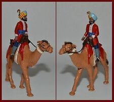 """Trophy of Wales The Raj & Indian Army """"Trooper Mounted on Camel"""""""