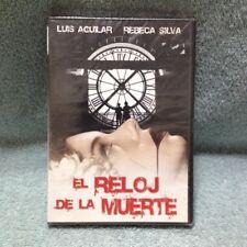 El Reloj De La Muerte,Luis Aguilar,Rebeca Silva. DVD