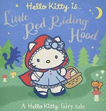 Hello Kitty is... Little Red Riding Hood (Hello Kitty), , Like New, Paperback