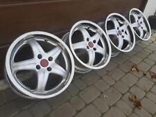 """16"""" leghe di pezzi CAVI 4x100 VW GOLF POLO CADDY AROSA LUPO Corrado G60 G40 ITALIANA di Rally"""