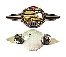 Klassifizierungsabzeichen für Panzerfahrer | NVA Panzertruppe T34 Mot